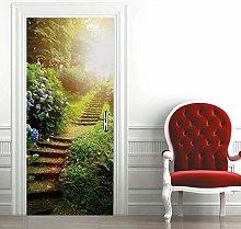 Msrahves Poster per Porte Splendido scenario di