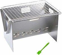 MUBAY Barbecue Carbone per Picnic all'aperto,