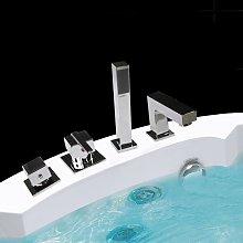 Mucola - 4 fori doccia a mano vasca da bagno set