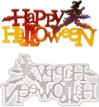 Muffa del silicone della strega di Halloween FAI