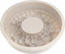 Muffa della torta del silicone decorazione stampo