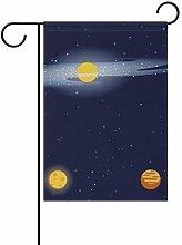 MUMIMI - Bandiera Decorativa da Giardino con Cielo