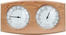 Mumusuki termoigrometro 2 in 1 Sauna Sauna