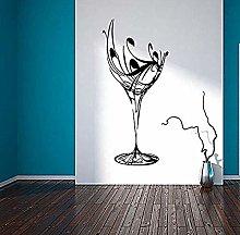 Murale Art Calligrafia rimovibile Adesivo da