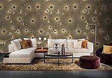 Murali Sticker da muro Fiore giallo Murali Fiore