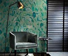 Murali Sticker da muro Stampa verde Murali Fiore