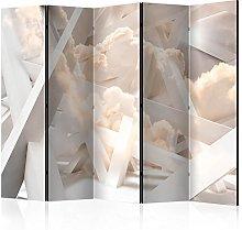 murando Paravento 3D Ottico 225x172 cm Stampa