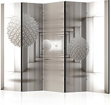 murando Paravento Astratto 3D XXL 225x172 cm