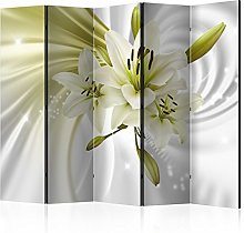 murando Paravento Fiori 225x172 cm Stampa
