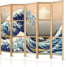 murando Paravento Kanagawa 225x171 cm 5 Parti