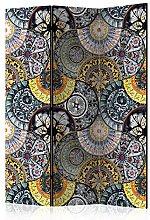 murando Paravento & Lavagna di Sughero Mandala