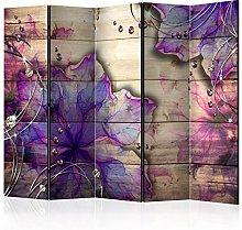 murando Paravento Legno 225x172 cm Stampa