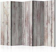 murando Paravento Legno Tavole 225x172 cm Stampa