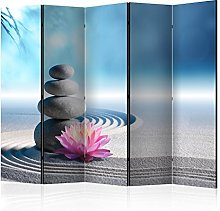 murando Paravento Spa Zen 225x172 cm Stampa