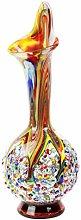 Musica - Vaso in Vetro di Murano e Murrine