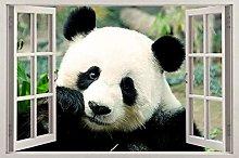 MXLYR Adesivo da parete 3d Adesivo per finestra