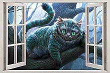 MXLYR Adesivo da parete 3d Adesivo per finestre