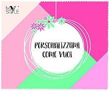 My Custom Style 10 Panno salvietta pezzolina