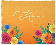 My Custom Style Panno 15x18 Microfibra #Mamma -