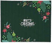 My Custom Style Panno 15x18 Microfibra #Natale -