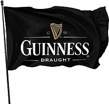 MYGED Bandiera da Giardino , Guinness Beer Logo