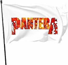 MYGED Bandiera da Giardino , Pantera Cowboys