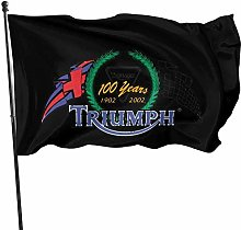 MYGED Bandiera da Giardino , Triumph Motorcycles