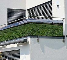 MyMaxxi Field 02 - Frangivista per balcone, 10 x