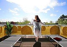MyMaxxi Protezione per balconi di alta qualità, 5