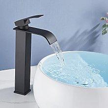 MZYZYH Rubinetto per lavabo a Cascata Quadrato