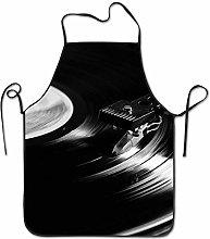 N\A Fashion Sundays Black Art Kitchen Grembiule da