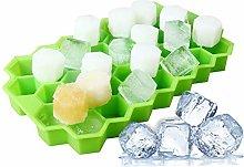 N/AB Stampo per ghiaccio creativo in silicone,