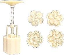 NAIXUE 50 g forma di fiore di prugna pasticceria
