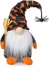Nani di Natale ripieni per Halloween, decorazioni