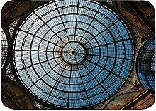 NANITHG Tappetino da Bagno,Cupola della Galleria