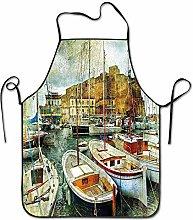 Napoli Piccole imbarcazioni sulla storica Costa