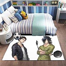 Naruto Anime Soggiorno Divano Tavolino