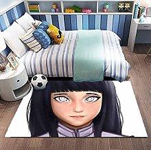 Naruto tema soggiorno divano tavolino rettangolare