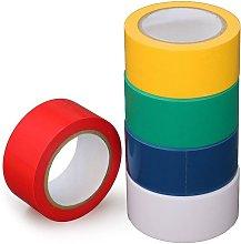 Nastro adesivo colorato per tracciare pavimenti e
