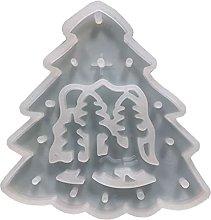 Natale Resina Stampi Albero Di