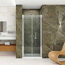 Natural box doccia nicchia cm 70 doppia porta