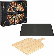 Navaris Pietra Refrattaria per Cottura Pizza - per