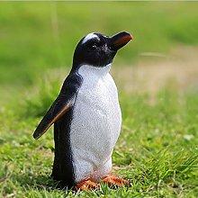 NBXLHAO Ornamenti di Pinguini, Scultura di