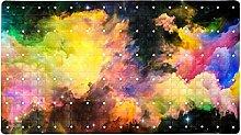Nebulosa Astraction - Tappetino da bagno