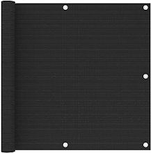 Nero Materiale: 100% HDPE (Polietilene ad alta