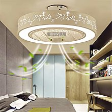 New Ventilatore Creative Ventilatore LED Moderna