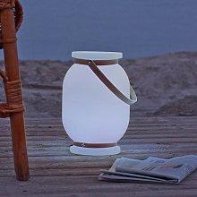 Newgarden Candela - lampada da tavolo con accu