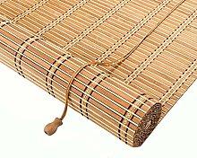 NIANXINN Tende a Rullo in bambù