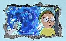 Nicoole Adesivo murale Adesivo murale Adesivo 3D