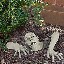 Nileco Zombie Statue da Giardino,Zombie